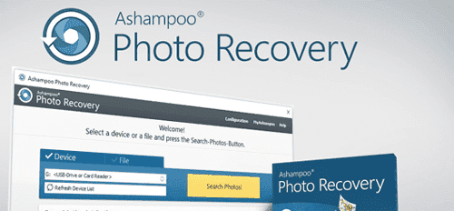 Ashampoo Photo Recovery صورة برنامج