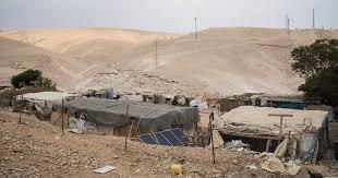 """العفو الدولية """"هدم قرية خان الأحمر الفلسطينية جريمة حرب"""""""