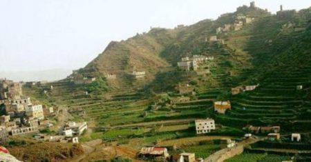 صورة قبائل حجور مديرية كشر محافظة حجة اليمن