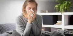 صورة الإنفلونزا الأعراض والأسباب