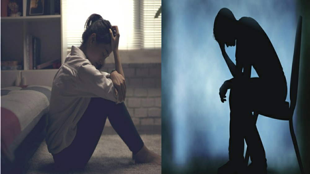 انواع الاكتئاب types of depression